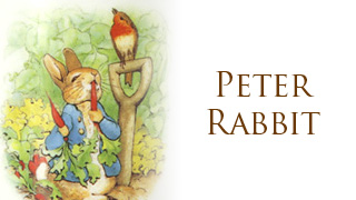 Peter Rabbit / 彼得兔