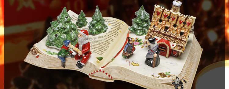 Le noble - Special Edition - 2013 Villeroy & Boch Christmas Collection