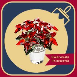Swarovski Poinsettia