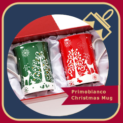 Primobianco Christmas Mug