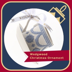 Wedgwood Ornament