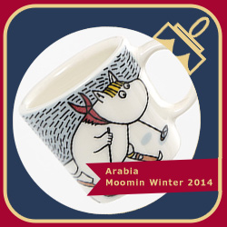 Arabia Moomin Winter 2014