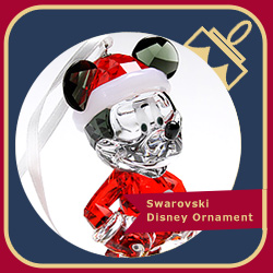 Swarovski Disney Ornament