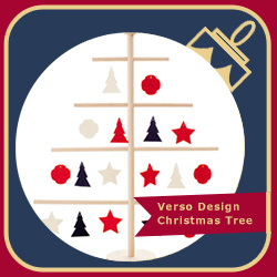 Verso Design Christmas Tree