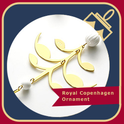 Royal Copenhagen Ornament