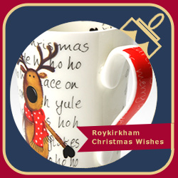 Roy Kirkham Christmas Wishes