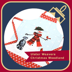Ulster Weavers Christmas Woodland