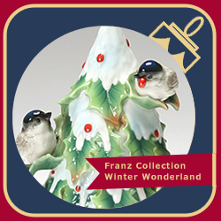 Franz Collection Winter Wonderland