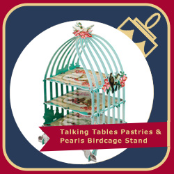 Talking Tables Birdcage Stand