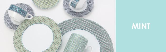 Hermes Tie-Set Mint