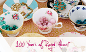 New Arrival : Royal Albert 100 Years Collection