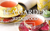 "New series ""Tea Garden"" and ""Gilded Muse"" from Wedgwood"