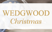 Welcome to the Christmas world of Wedgwood!