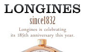 LONGINES / 浪琴 is celebrating its 185th anniversary this year.