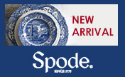 Spode is now at our stores!