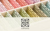 Cohana - ORIGAMI HASHI DECORATION