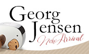 "Meet ""Gerog Jensen"" from Denmark at our shop!"